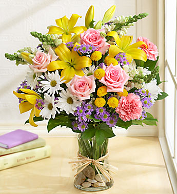 Win free Mother's Day flowers