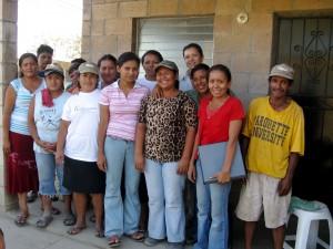 El Salvador community re-names itself after Millard and Linda Fuller