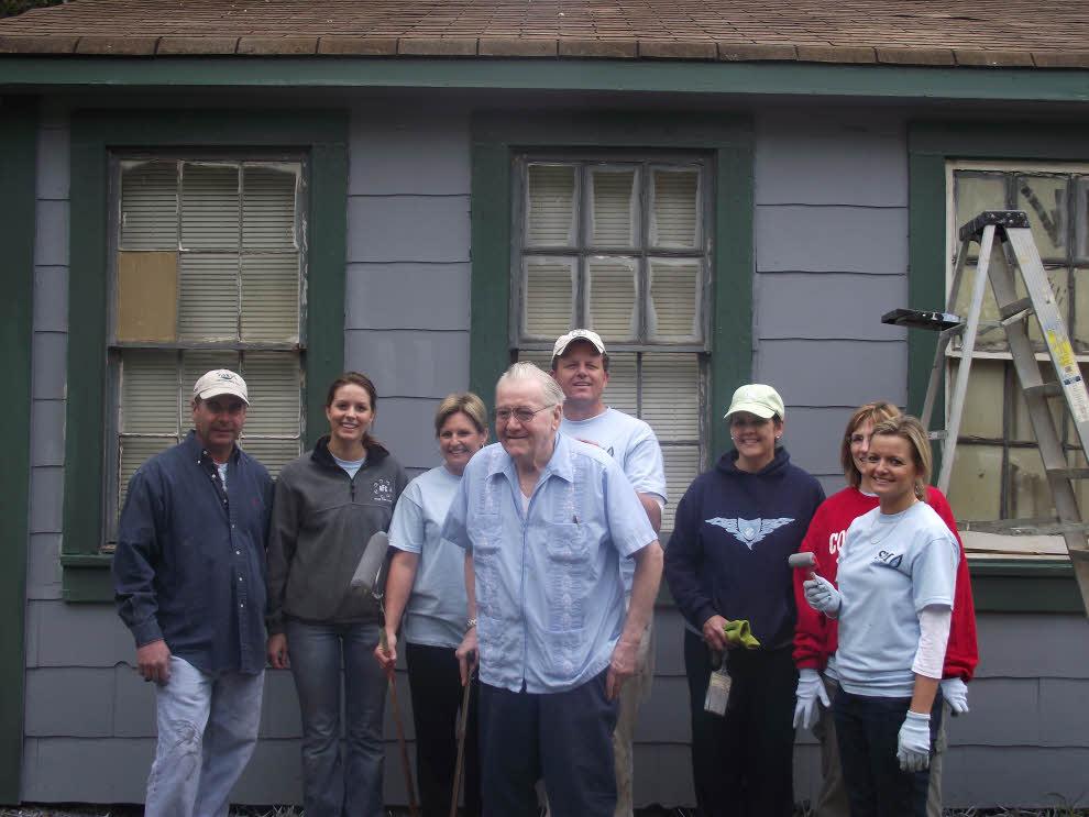 Northwest Louisiana (NWLA) Fuller Center honors veterans