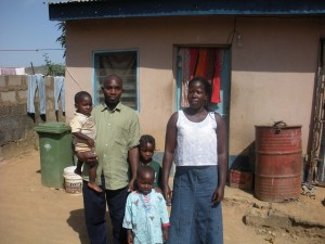 A Fuller Center house restores a family and hope in Abuja, Nigeria