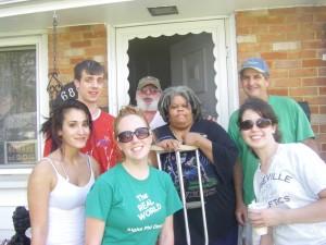Virginia Fuller Center partners to restore house