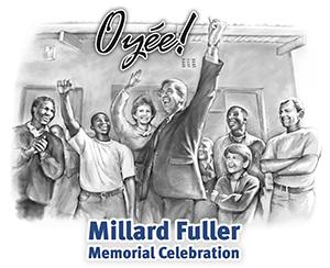 New Details on Millard Fuller Memorial Celebration