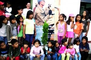 Honoring Millard and supporting community development in Peru