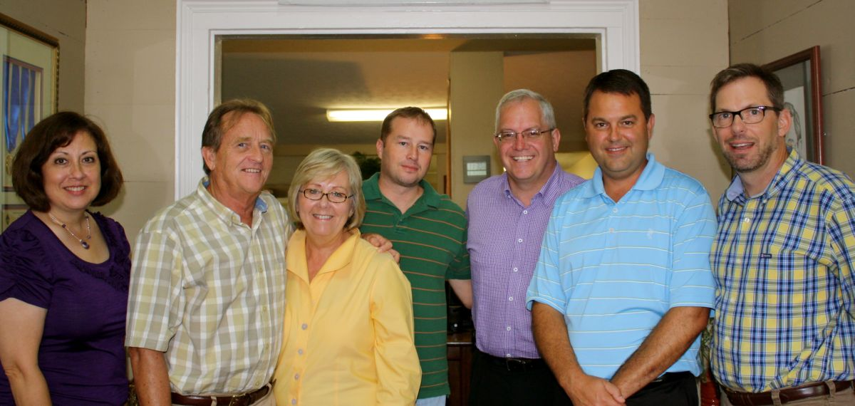 Forging a grass-roots bond with the NRHA