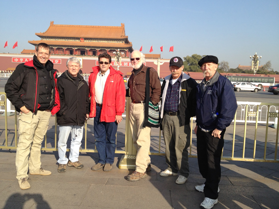 Fuller Center for Housing volunteer team arrives in North Korea to begin work of building homes, peace