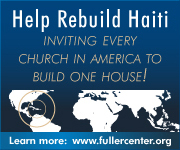 Help Rebuild Haiti with The Fuller Center for Housing