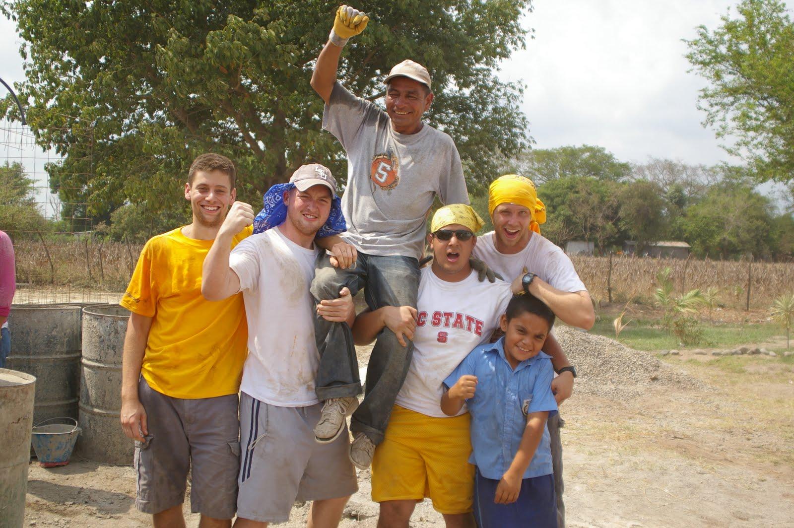Fun in El Salvador