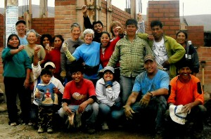 Well-traveled team visits Peru with Global Builders